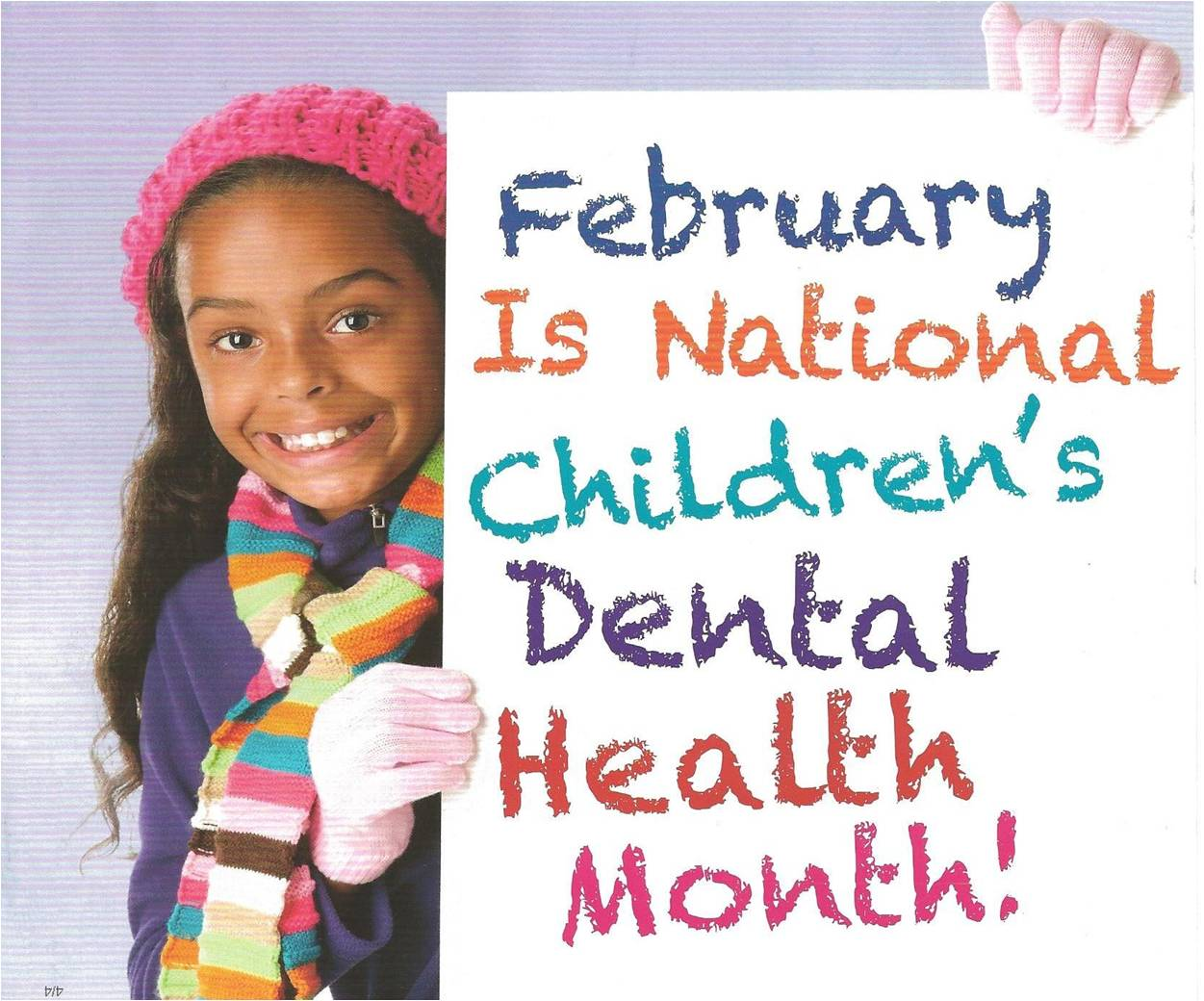 National Children's Dental Health Month