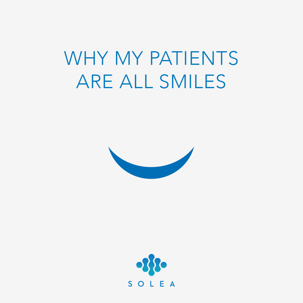 A WONDERFUL TIME TO BE A DENTAL PATIENT