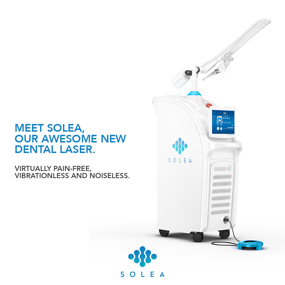 Meet Solea: Our Awesome New Dental Laser